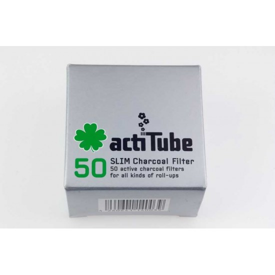 Acti-Tube Φιλτράκια Ενεργού Άνθρακα