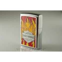 Zippo Harley Davidson Flames 20868