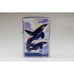 Αναπτήρας Zippo 24305 killer whales