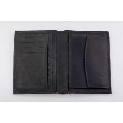 Ανδρικό Πορτοφόλι Μαύρο Zippo