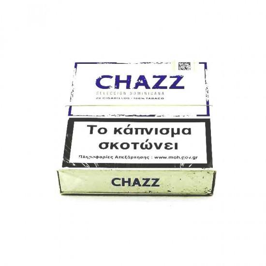 Chazz 20 Cigarillos Seleccion Dominicana