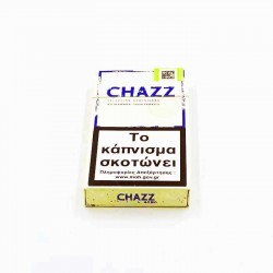 Chazz 5 Cigarros Seleccion Dominicana