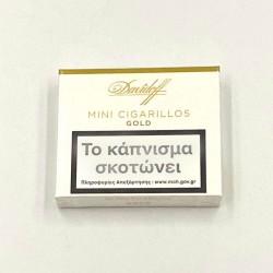 Davidoff Mini Cigarillos Gold 20's