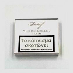 Davidoff Mini Cigarillos Silver 20's