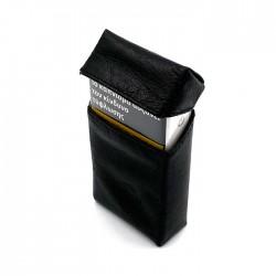 Δερμάτινη Πακετοθήκη Mestango 100's Μαύρη