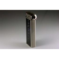 Αναπτήρας πίπας Sarome black-silver