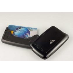 Καρτοθήκη Tru Virtu Card Case Μαύρη