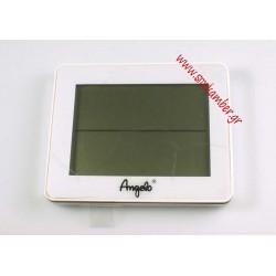 Ψηφιακό θερμο-υγρασιόμετρο Angelo