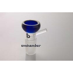 Μπολ Μπλε για GG bong 18,8mm
