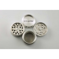 Μεταλλικό Grinder 4 Parts 40mm