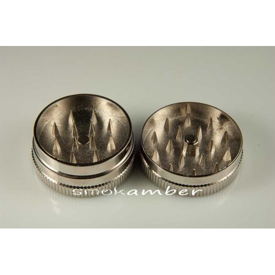 Amsterdam Leaf Grinder 2 Parts 40mm
