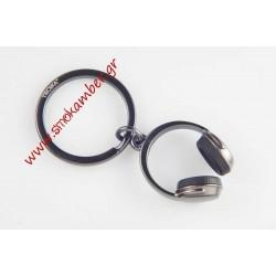 Μπρελόκ Ακουστικά KR17-07/GM