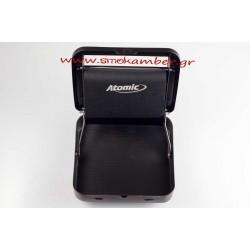 Ταμπακιέρα Στριφτού Atomic 0125011 Κυρτή