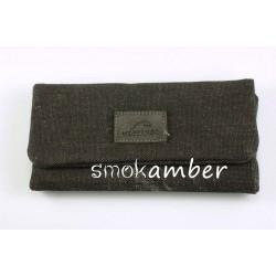 Καπνοθήκη Υφασμάτινη Τζιν Mestango Μαύρη