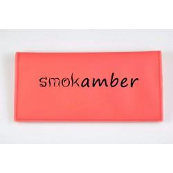 Καπνοθήκη Αδιάβροχη Ροζ