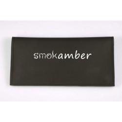 Καπνοθήκη Αδιάβροχη Μαύρη