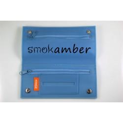 Καπνοθήκη Αδιάβροχη Μπλε