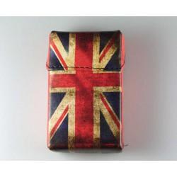 Πακετοθήκη Τεχνόδερμα Αγγλική Σημαία