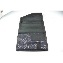 Καπνοθήκη Υφασμάτινη Baccki Bag Μαύρη