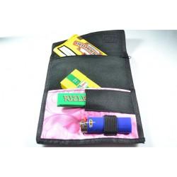 Καπνοθήκη Υφασμάτινη Baccki Bag Ροζ