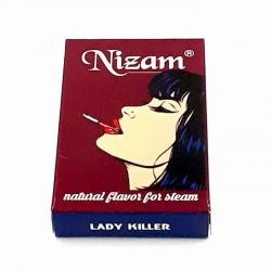 Γεύσεις Για Ναργιλέ Nizam Lady Killer