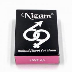 Γεύσεις Για Ναργιλέ Nizam Love 66