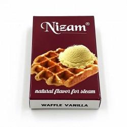 Γεύσεις Για Ναργιλέ Nizam Βάφλα Βανίλια