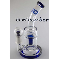 Γυάλινο bong Grace Glass G1630BL
