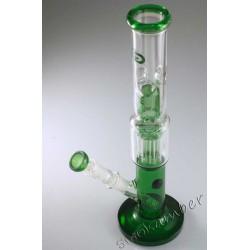 Γυάλινο bong Grace Glass G331 Πράσινο
