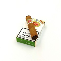 Hoyo de Monterrey Petit Robusto box of 3