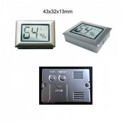Ηλεκτρονικό Θερμο-υγρασιόμετρο Μικρό