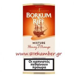 Καπνός Πίπας Borkum Riff Orange