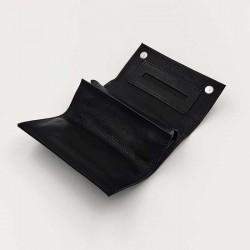 Καπνοσακούλα Mario Rossi 324-06 Μαύρη