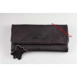 Καπνοθήκη Δερμάτινη Mestango 2012-1 Black