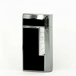 Pierre Cardin MF-21007 Μαύρος-ασημί Με Κόφτη