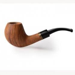 Πίπα καπνού De Luxe από ελιά