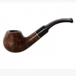 Πίπα Καπνού Mini De Luxe Round