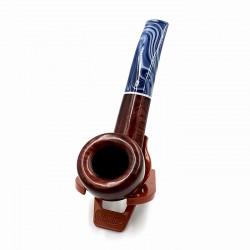 Πίπα Καπνού Savinelli Oceano 316 Burgundy