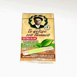 Πιπάκι Τσιγάρου Του Παππού Extra Slim Μιας Χρήσης