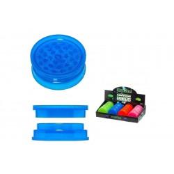 Πλαστικό Grinder 4 Χρώματα