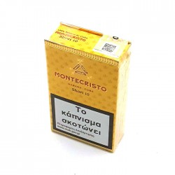 Πουράκια Montecristo Short