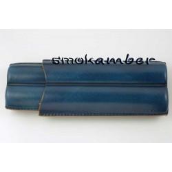 Πουροθήκη Lubinski 2 Πούρων Μπλε