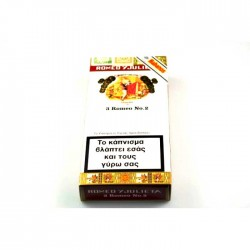 Romeo y Julieta No2 box of 3