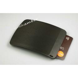 Θήκη Καρτών - Καρτοθήκη Μαύρη