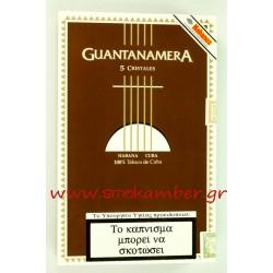 Guantanamera Cristales 5's