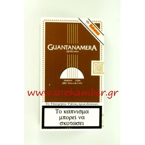Guantanamera Decimos 10's