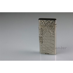 Αναπτήρας Sarome Πέτρας Ασημί