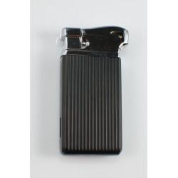 Αναπτήρας Jobon μαύρος διπλής φλόγας