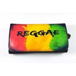Καπνοθήκη Tεχνόδερμα Reggae Style