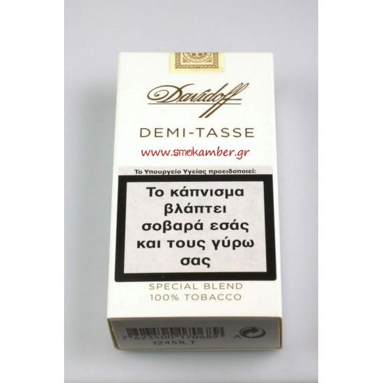 DAVIDOFF DEMI-TASSE 10S